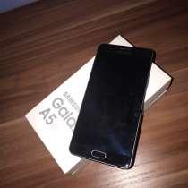Телефон Samsung Galaxy A5 (2016) black, в Ижевске