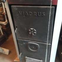 Продам котёл VIADRUS (Чехия, чугунный), в Калининграде