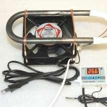 Термостат цифровой для инкубатора в холодильнике, в Новосибирске