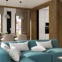Дизайн-проект интерьера дома, в Великом Новгороде