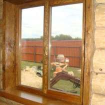 Деревянные окна, двери, установка, монтаж, изготовление, в Екатеринбурге