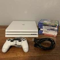 PS4 Pro Console PlayStation 4 Big White Glacier Bundle with, в г.Russingen