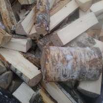 Дрова колотые лиственных пород, в г.Минск