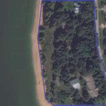 Продаю земельный участок в с. Глебово, на южном берегу р. Во, в Рыбинске