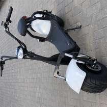 Электрический скутер (самокат) Citycoco White-3000w, в г.Минск