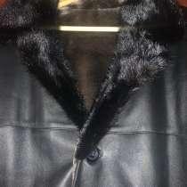 Куртка-дубленка мужская 52 размер, в Домодедове