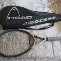 Теннисная ракетка Head titanium tennis Ti Lady S 4женская, в Королёве