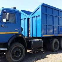 КАМАЗ 65115 ломовоз, в Набережных Челнах