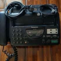 Факсимильный аппарат Panasonic KX-FT22, в г.Запорожье