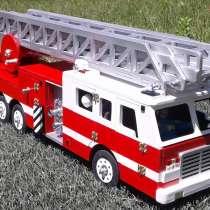 Продам игрушечную пожарную машину, в Краснодаре