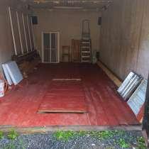 Сдаю гараж железобетонный, не обогреваемый, охраняемая терри, в Домодедове