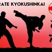 Оголошується набір у секцію кіокушинкай карате, в г.Винница