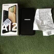 Телефон Samsung Galaxy A12, в Заполярном