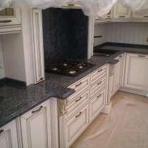 Столешницы для кухонь из натурального камня мрамор гранит, в Троицке