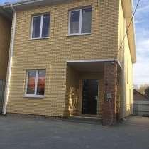 Кирпичный дом 120 кв. м. на 2-ом поселке Орджоникидзе, в Ростове-на-Дону