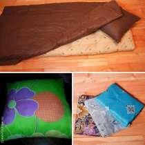 Матрац, подушка и одеяло и постельное белье, в г.Гродно