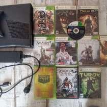 Xbox 360 + Диски, в Твери