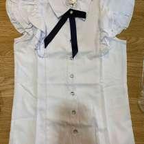 Школьная форма, блуза детская, в Москве