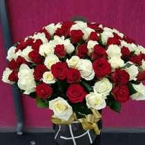 Акция на шикарные розы в Алматы, в г.Алматы