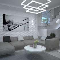 Создание дизайн проекта квартир, в г.Иерусалим