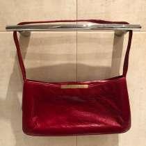 Красная сумка gillian, в Москве
