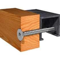 Саморез для крепления древесины к металлу 4.8х65 мм, в Тольятти