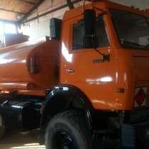 Продам топливозаправщик 11 кубов, Камаз-43118, вездеход, в Самаре