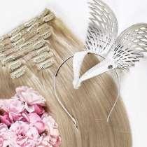 Волосы на заколках для наращивания! Владивосток, в Владивостоке