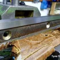 В России ножи для гильотинных ножниц 540 60 16мм в наличии н, в Воронеже