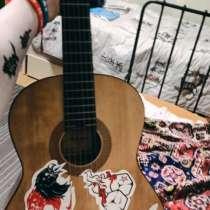 Гитара, в Сосновом Бору