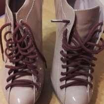 Обувь женская лак, в Москве