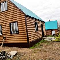 Продажа дома с зем. участком на берегу пруда, в Бирске