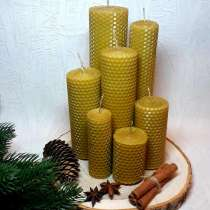 Свечи из натуральной вощины, в Химках