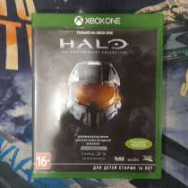 Игра для Xbox One, Halo master Chief collection, в Санкт-Петербурге