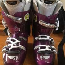 Новые ботинки лыжные Fischer 39 размер, в Красноярске