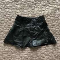 Детская кожаная юбка junior gaultier, в Москве