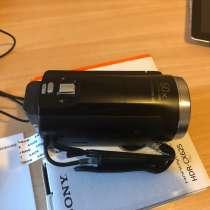 Продам свою камеру SONY HDR-CX625, в Санкт-Петербурге