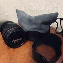 Canon lens EF 35mm f/1.4 L, в Нефтеюганске