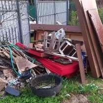 Вывоз строительного мусора, в Москве