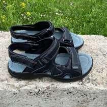 Мужские сандалии на липучках. Размеры 46 - 48, в Красноярске