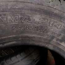 Зимние шины и диски от Дастер, в г.Актобе