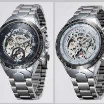 Механические часы Winner Skeleton Action с Автоподзаводом !, в г.Черкассы