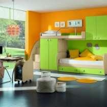 Мебель для детской комнаты ЛЮДВИГ на заказ, в Челябинске