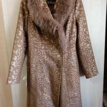 Продам женское пальто кашемир, в Сысерти