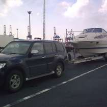 Транспортировка катеров, килевых яхт, в Керчи