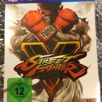 Street Fighter V - Лицензионная Игра PS4 (Обмен, Гарантия), в Санкт-Петербурге