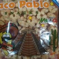 Воздушные кукурузные снеки, с различными вкусовыми добавками, в г.Тараз