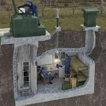 Строим бункер на даче, в Ростове-на-Дону