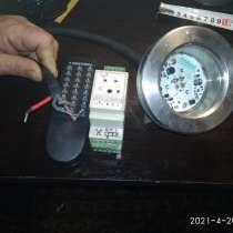 Подводный фонарь 3*4.2 Вт 12В RGB OSRAM SMD, в Азове