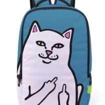 Рюкзак молодежный 3D Кот, в г.Запорожье